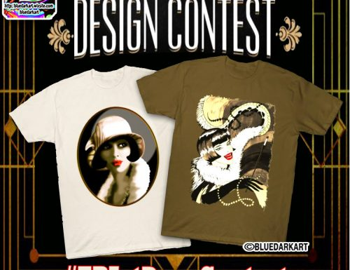 #TPArtDecoContest – Designs by BluedarkArt – on Teepublic