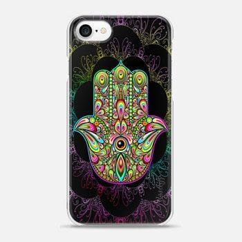 SOLD! Hamsa Hand iPhone Case – Design by BluedarkArt – Casetify