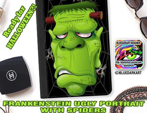 SOLD! Frankenstein Ugly Portrait iPad Mini 1/2/3 case by BluedarkArt | Casetify