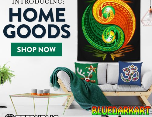 Introducing Homegoods on Teepublic! New Gifts Ideas for You!