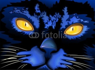 Cats, Big Cats & Kitties Illustrations © BluedarkArt