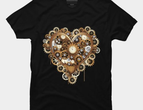 Cool and Trending Tshirts SOLD on BluedarkArt's DBH Shop – Thank You!