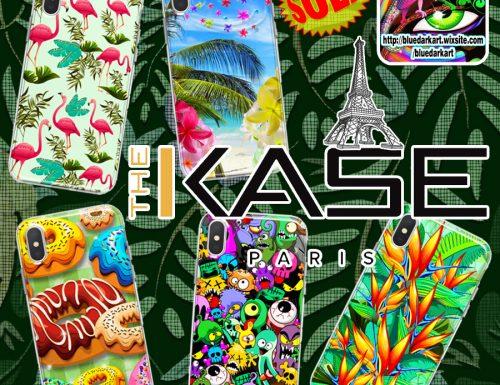 Summer iPhone Cases SOLD! on BluedarkArt Designer's TheKase Shop