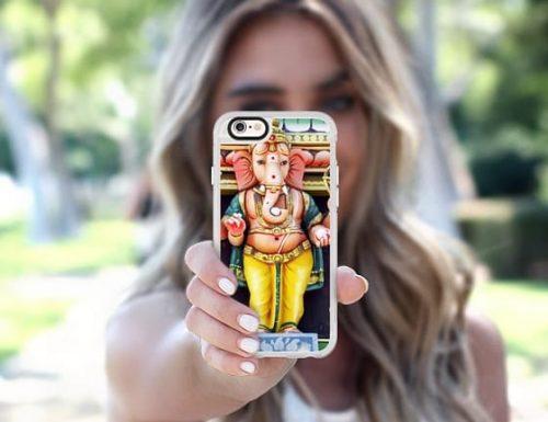 New iPhone6 on Casetify! ღ Ganesha Hindu God Lord of Harmony ღ