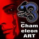 TheChameleonArt Design - by BluedarkArt 👉 www.facebook.com/BlueDarkArt