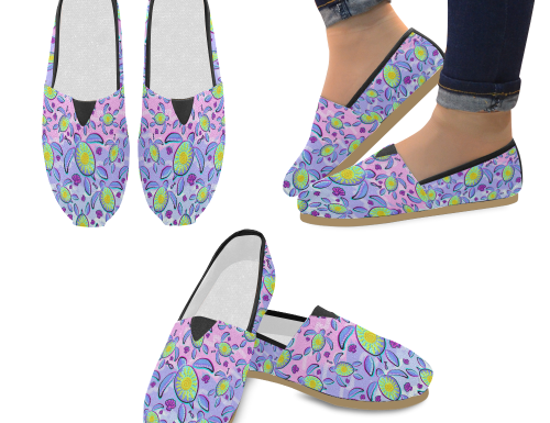 Comfy and Trendy Women's Casual Shoes | Designs by BluedarkArt