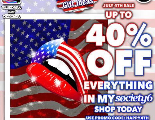 July 4th Sale! Up to 40% Off Everything with Code HAPPY4TH