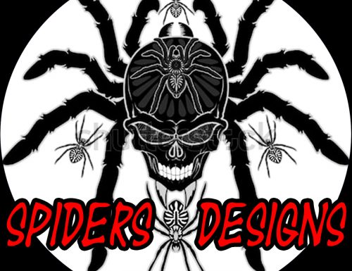 Spiders! Designs, Illustrations, Patterns – Happy Halloween!